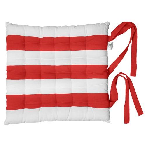 RANS Stripy Al Fresco Cotton Chair Pad