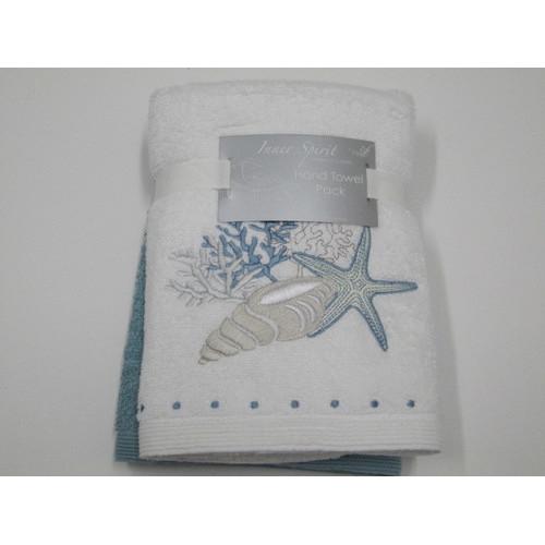 Seaside Hand Towel Pack Temple Amp Webster