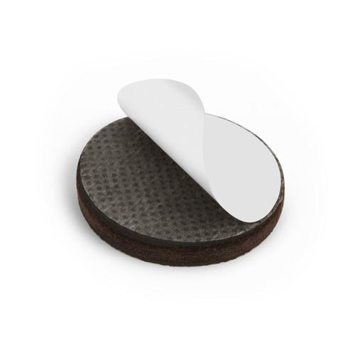Slipstick Round Gorilla Furniture Gripper Pads