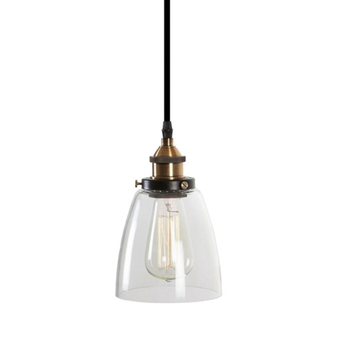 Lucy Glass Pendant Light