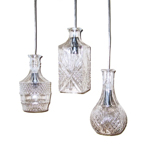 Lexington Home Wine Decanter Pendant Light Whisky