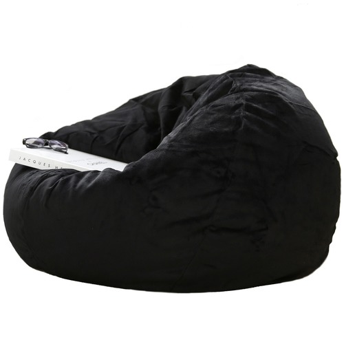Brilliant Livvy Micro Fur Beanbag Cover Evergreenethics Interior Chair Design Evergreenethicsorg