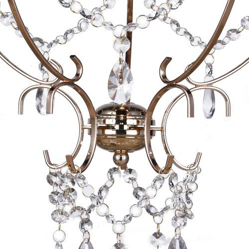 Lexington Home Cinderella Glass Crystal Chandelier