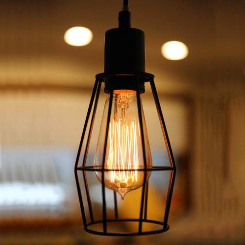 Lexington Home Wire Cage Industrial Pendant Light