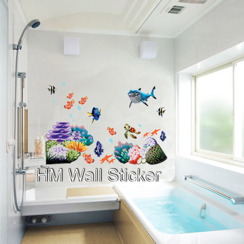 HM Wall Decal Finding Nemo Wall Sticker