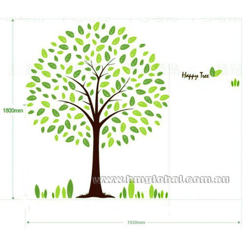 HM Wall Decal Designer Tree Wall Decal