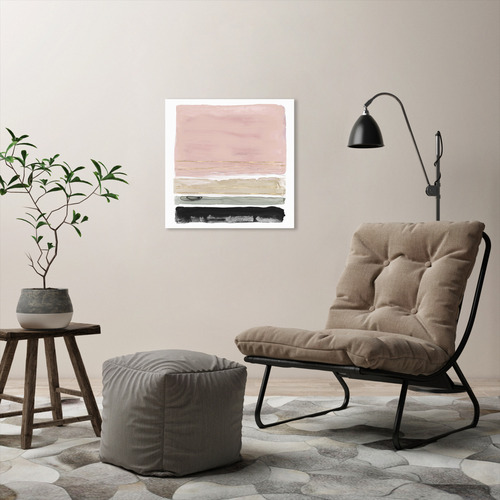 Americanflat Rothkos Stripes II Printed Wall Art