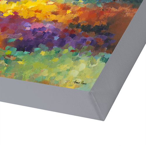 Americanflat Abstract Landscape 11 Printed Wall Art