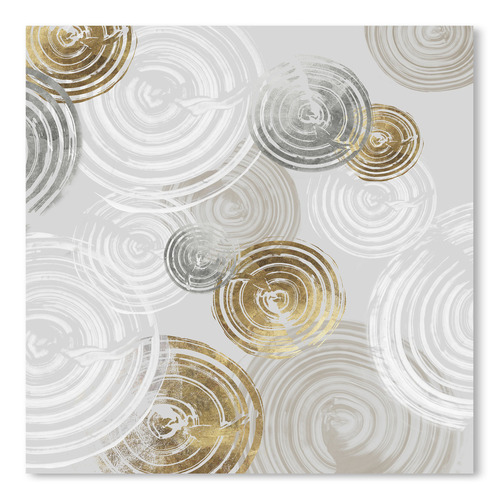 Americanflat Spinning I Printed Wall Art
