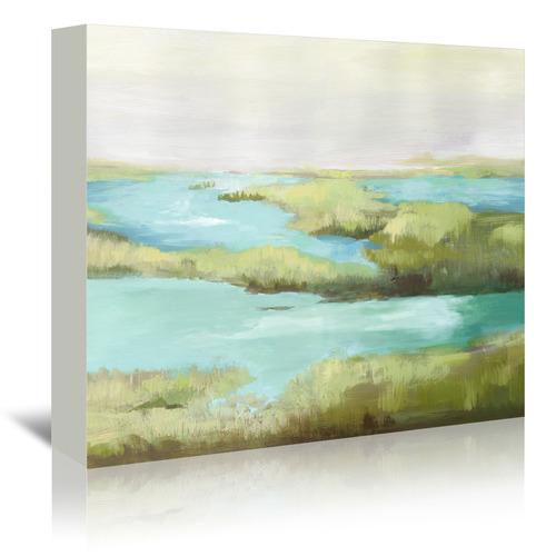 Americanflat Paradis Perdus Printed Wall Art