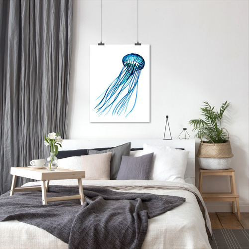 Americanflat Jelly IV Printed Wall Art
