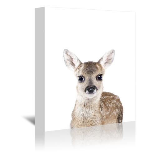 Americanflat Fawn Printed Wall Art