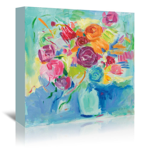 Americanflat Matisse Florals Printed Wall Art