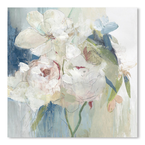 Americanflat Blissful Peony I Printed Wall Art
