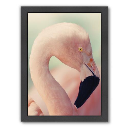 Americanflat Flamingo Printed Wall Art