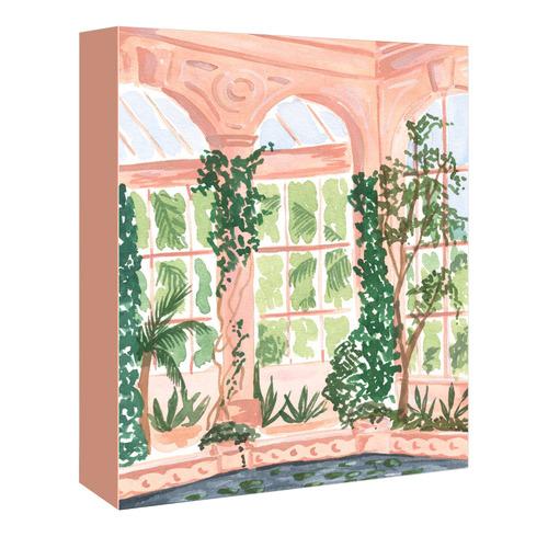 Botanical Gardens Printed Wall Art