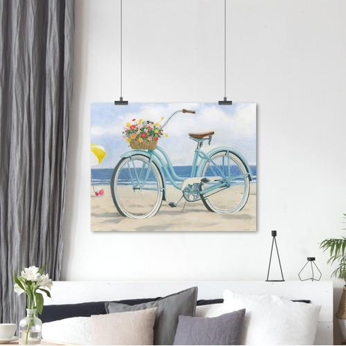 Beach Time III Printed Wall Art