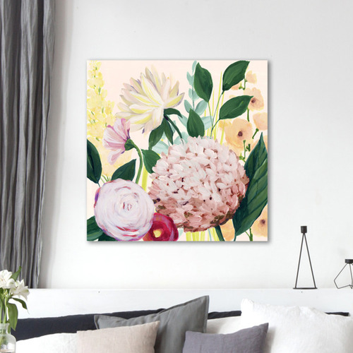 Mother's Day Blooms II Printed Wall Art by Grace Popp
