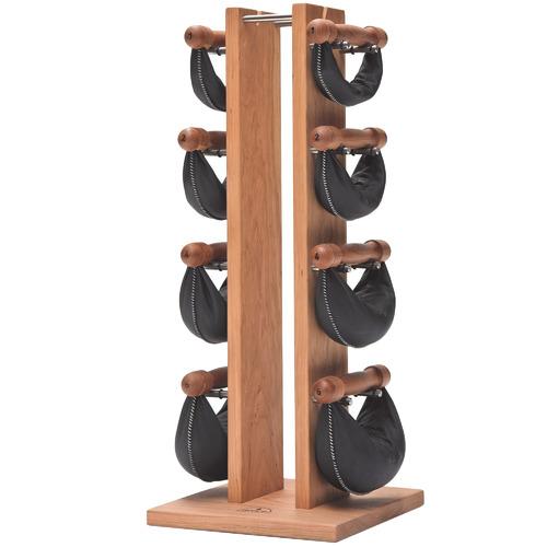 WaterRower 9 Piece Nohrd Wooden Swing Tower Set