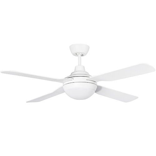 Martec Discovery ABS Ceiling Fan with Tri-Colour LED