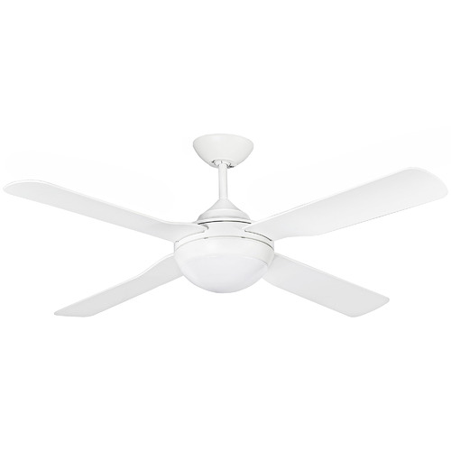 Martec Liberty ABS Ceiling Fan with Tri-Colour LED
