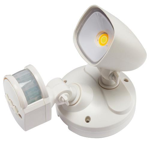 Ranger Single Spot Flood Light with Sensor