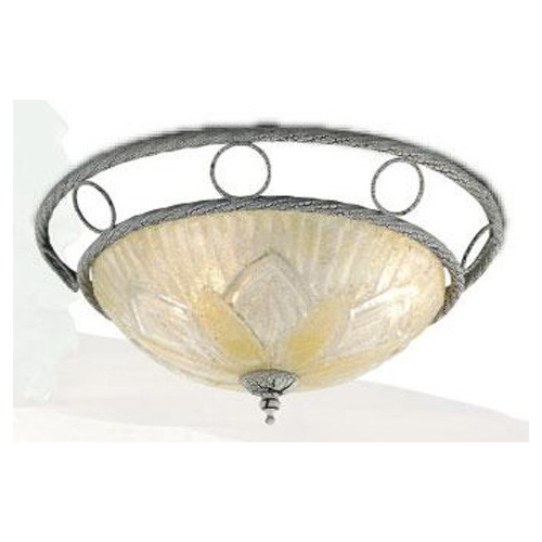 Stanmore european style 2 light flush mount with surround temple hermosa stanmore european style 2 light flush mount with surround aloadofball Choice Image