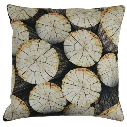 Rovan Logs Cotton Cushion