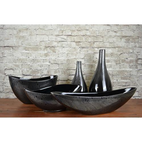 Rovan Black Aleisha Vase