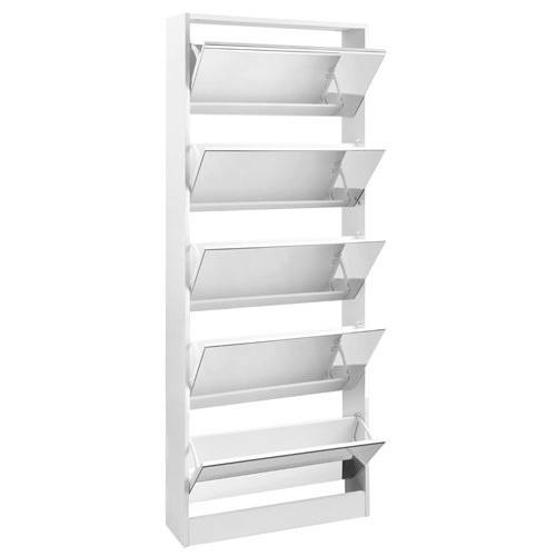 Life Full Length Mirrored Shoe Cabinet