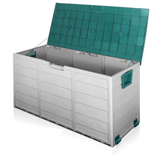 i.Life 290L Weatherproof Outdoor Storage Box