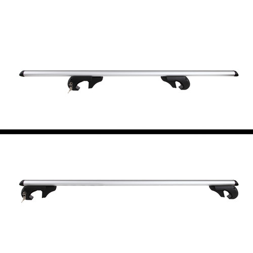i.Life Lockable Aluminium Car Roof Rack Cross Bar 1350mm