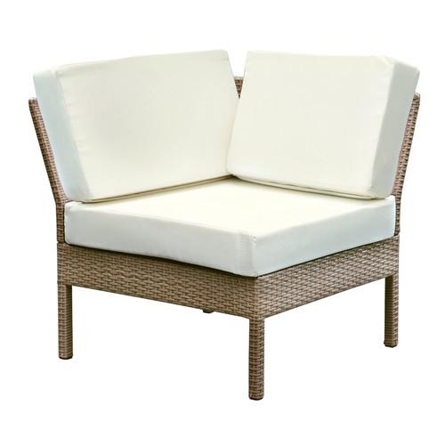 Aloha 6 piece stackable pe rattan outdoor lounge set for Furniture zipmoney