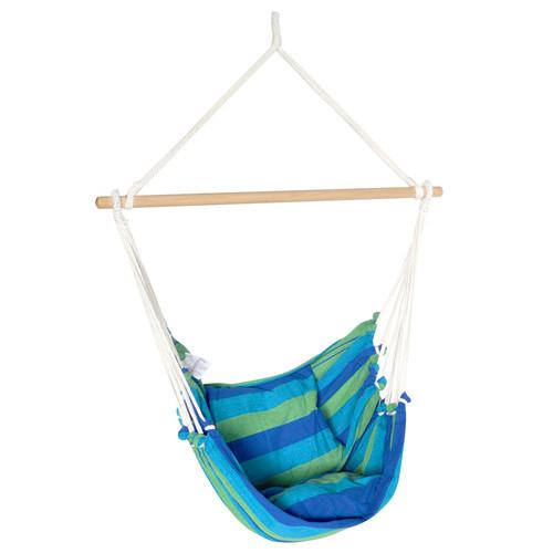 i.Life Hammock Swing Chair w/ Cushion