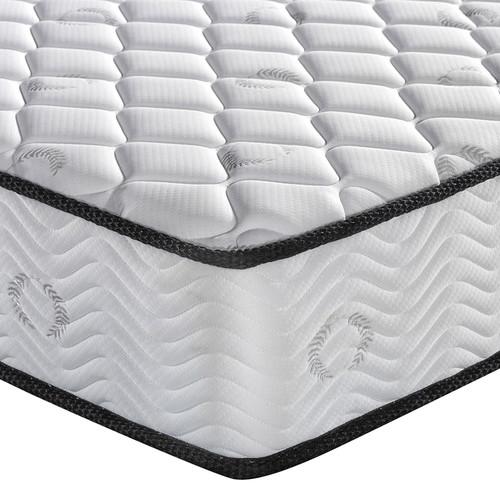 life pocket spring high density foam mattress double