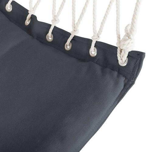 i.Life Grey Hammock Swing Chair