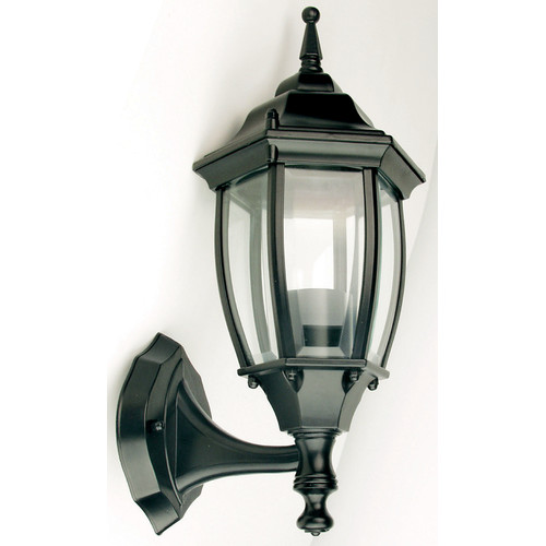 Illuminate Lighting Highgate Up Exterior Wall Light in Black