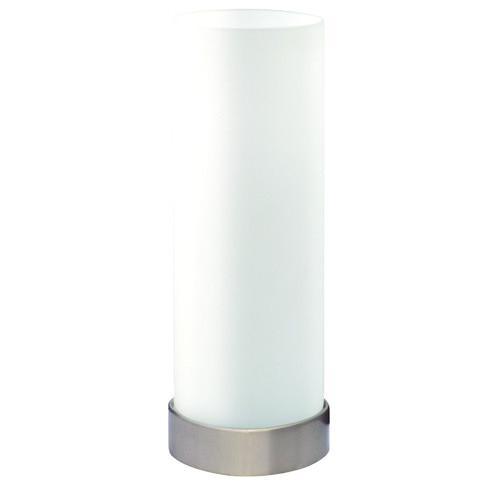 Zander Lighting Round Nicotera Glass Table Lamp