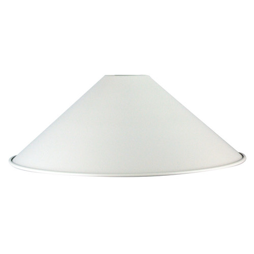 Illuminate Lighting Vicki 34cm Shade Only in White