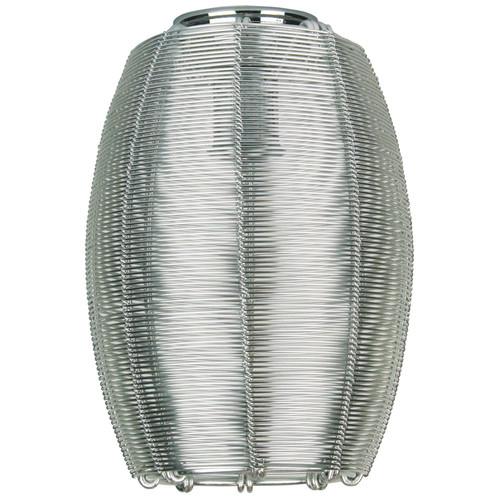 Zander Lighting Parra DIY Aluminium Wire Flush Mount