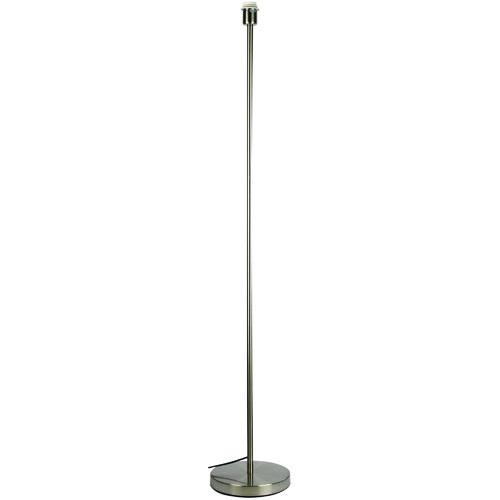Spoke 145cm floor lamp base in brushed chrome temple webster oriel lighting spoke 145cm floor lamp base in brushed chrome aloadofball Choice Image