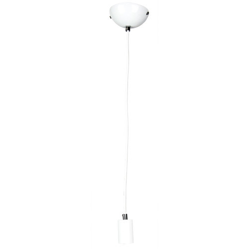 Illuminate Lighting Pop 1 Light Pendant in White