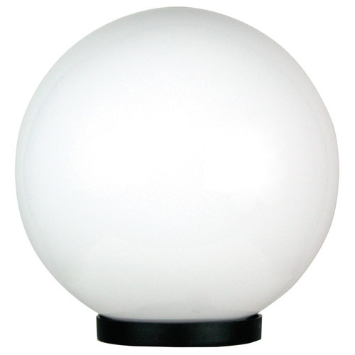 Oriel Lighting Galactic Opal Acrylic Post Top