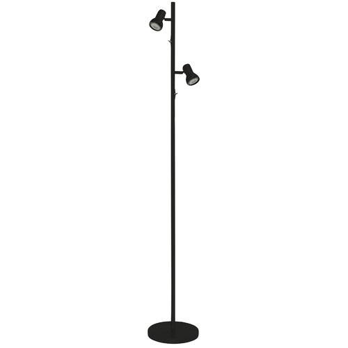 Zander Lighting San Remo Twin LED  Floor Lamp