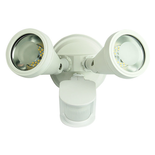Oriel Lighting Cadet LED Twin Sensor Flood Light