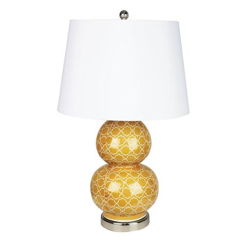Zander Lighting Bol Complete Table Lamp