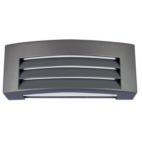 Oriel Lighting Visor Ip54 Outdoor Wall Light
