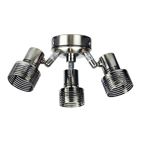 Zander Lighting Castelvet Triple Metal Spotlight