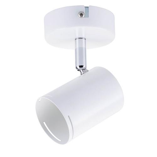 Zander Lighting White Naples Adjustable LED Spotlight