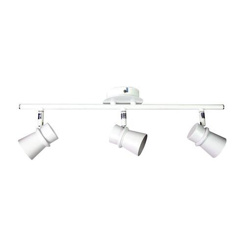 Oriel Lighting Yarra Triple Retro LED Ready Spotlight